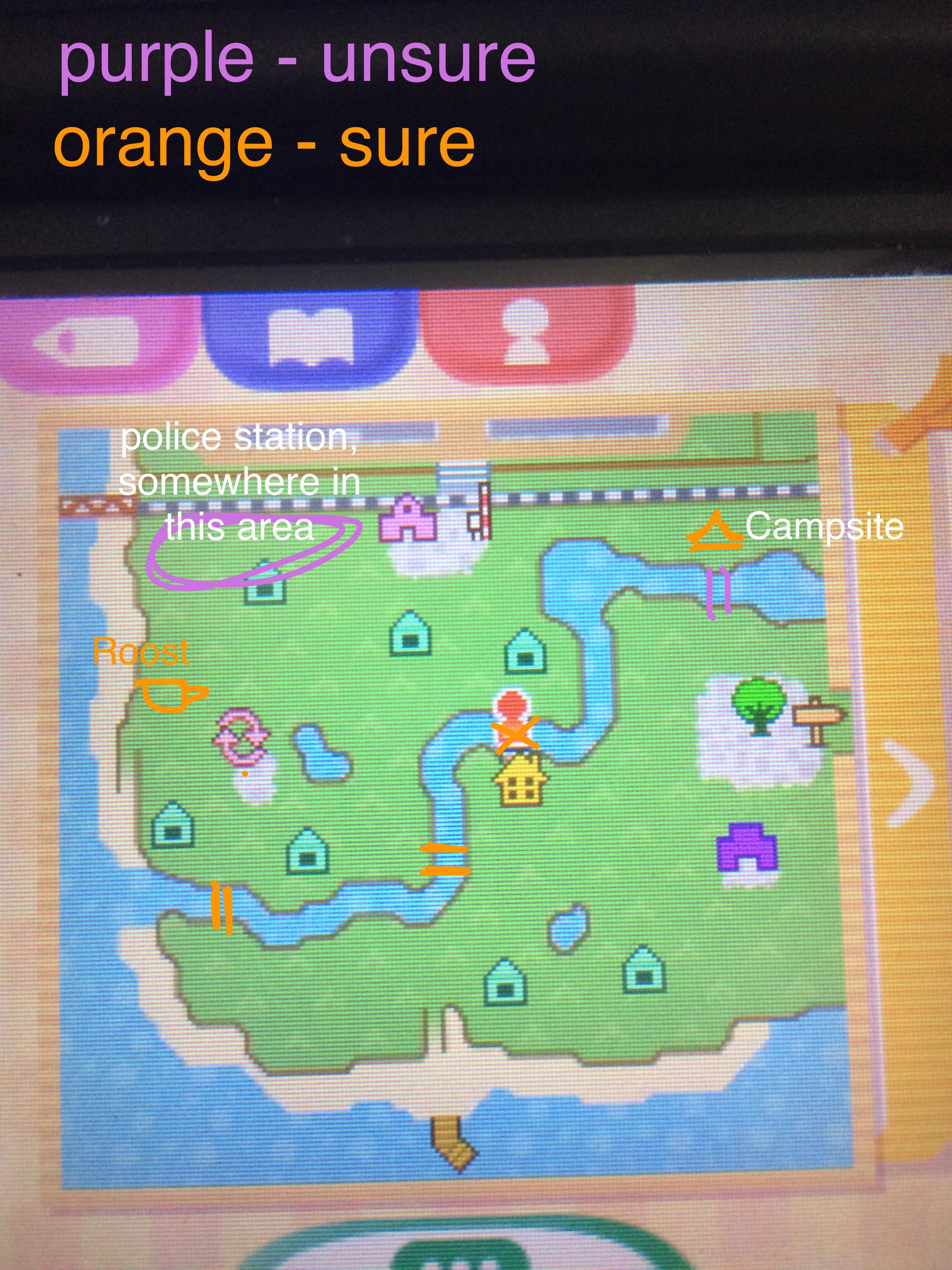Acnl Town Map : Finally, Already, Begun, Planning, Things, Thoughts?, AnimalCrossing