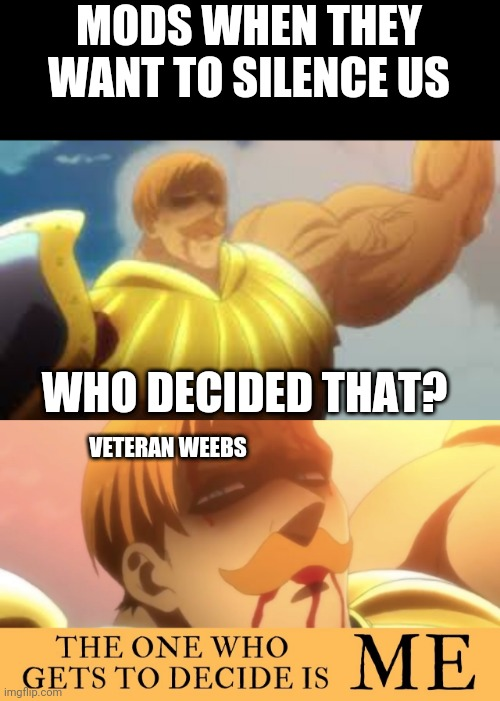 Escanor Memes : escanor, memes, R/animemes, Removed, Escanor, After, Minutes, NuxTakuSubmissions