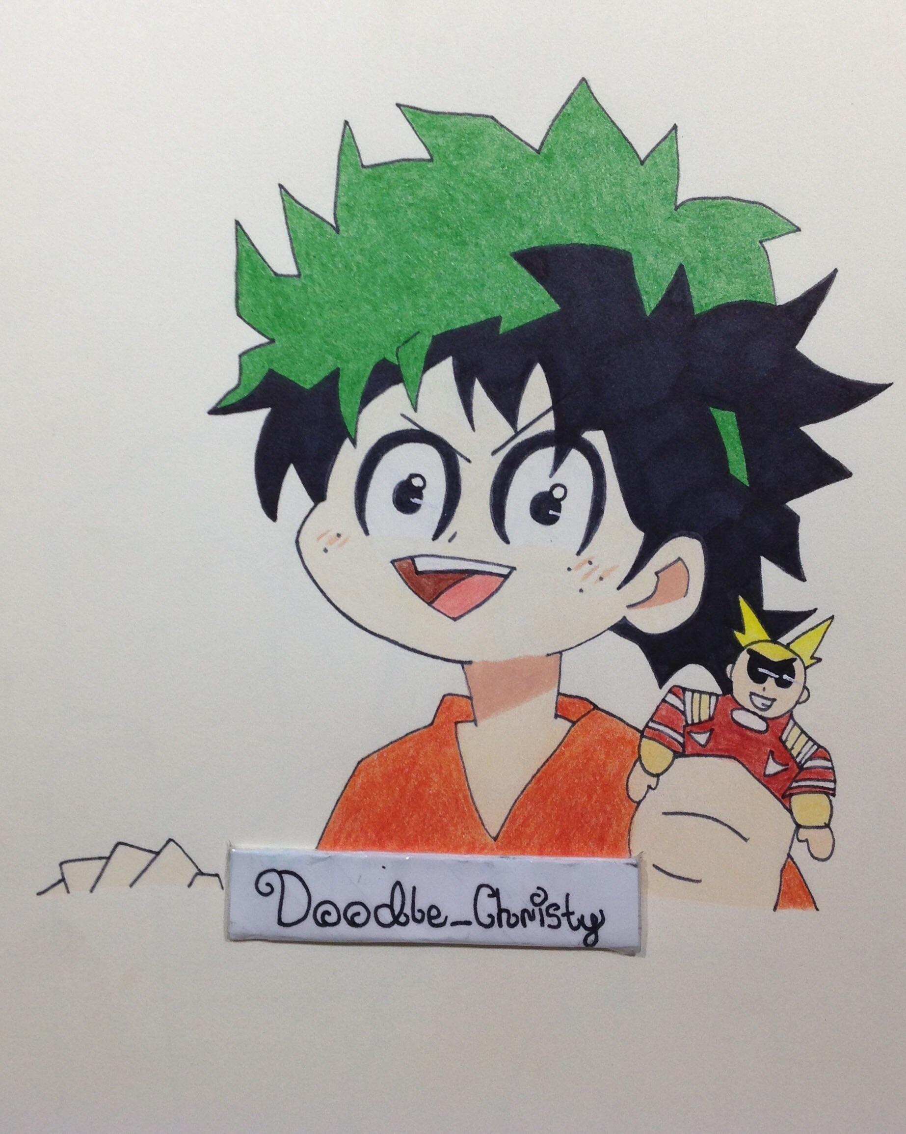 Kid Deku Meme : BokuNoHeroAcademia