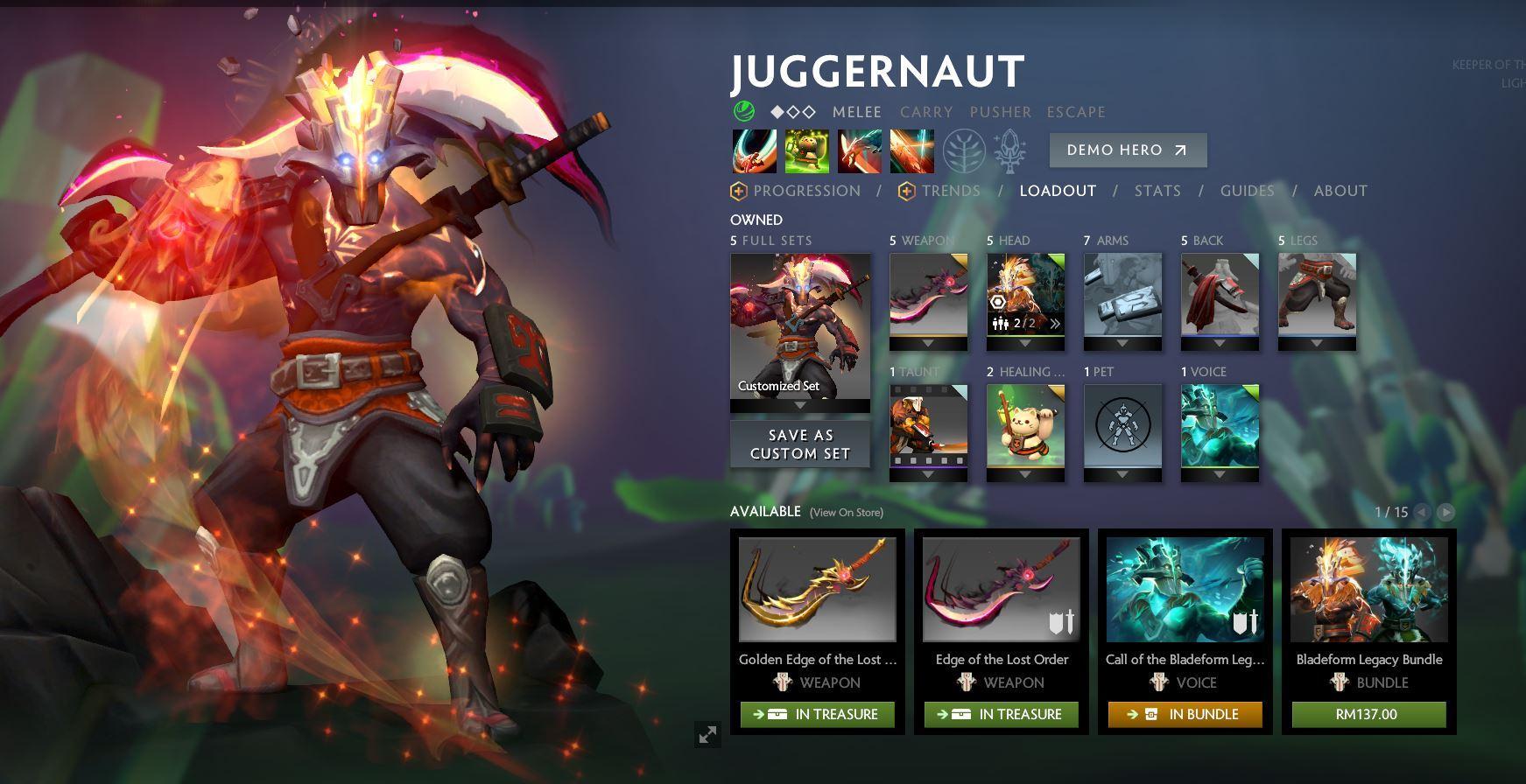 juggernaut immortal edge of