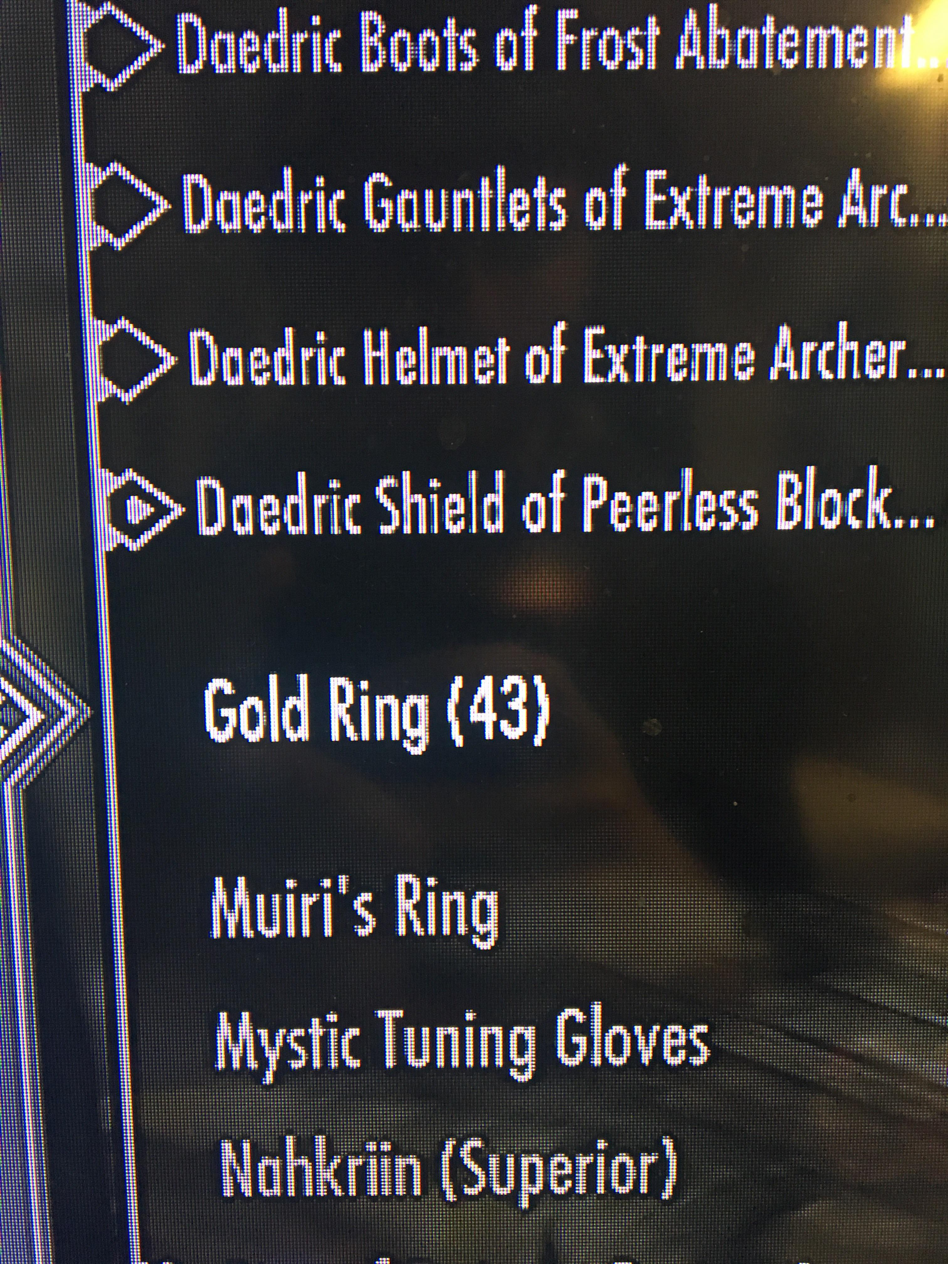 Where To Sell Jewelry In Skyrim : where, jewelry, skyrim, Forgetting, Rings...., Skyrim