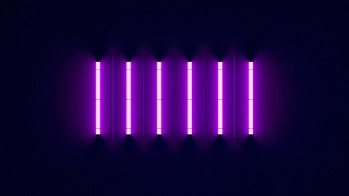 [1920×1080] Purple neon