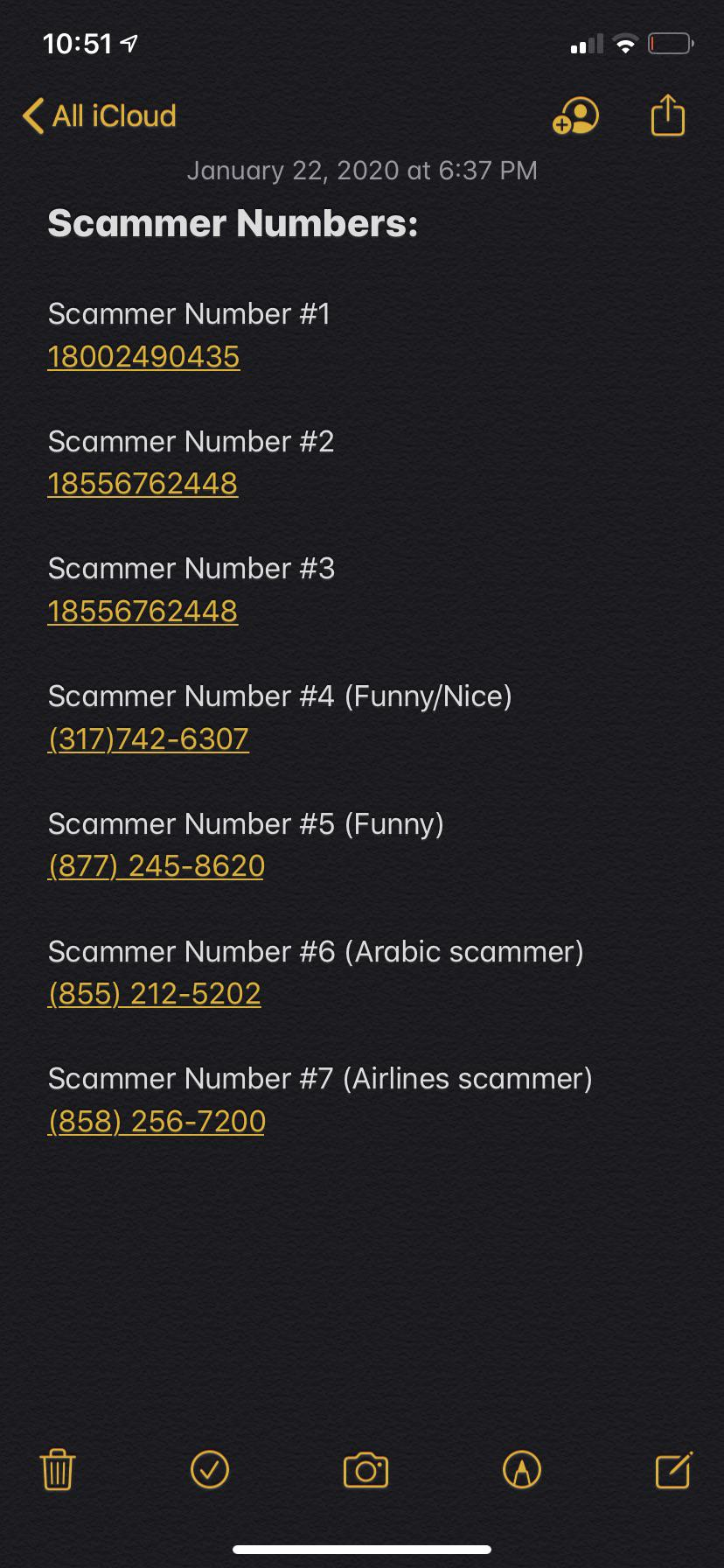 Fake Phone Number Funny Hotline : phone, number, funny, hotline, Prank, Them!, These, Numbers, Working!, ScamNumbers