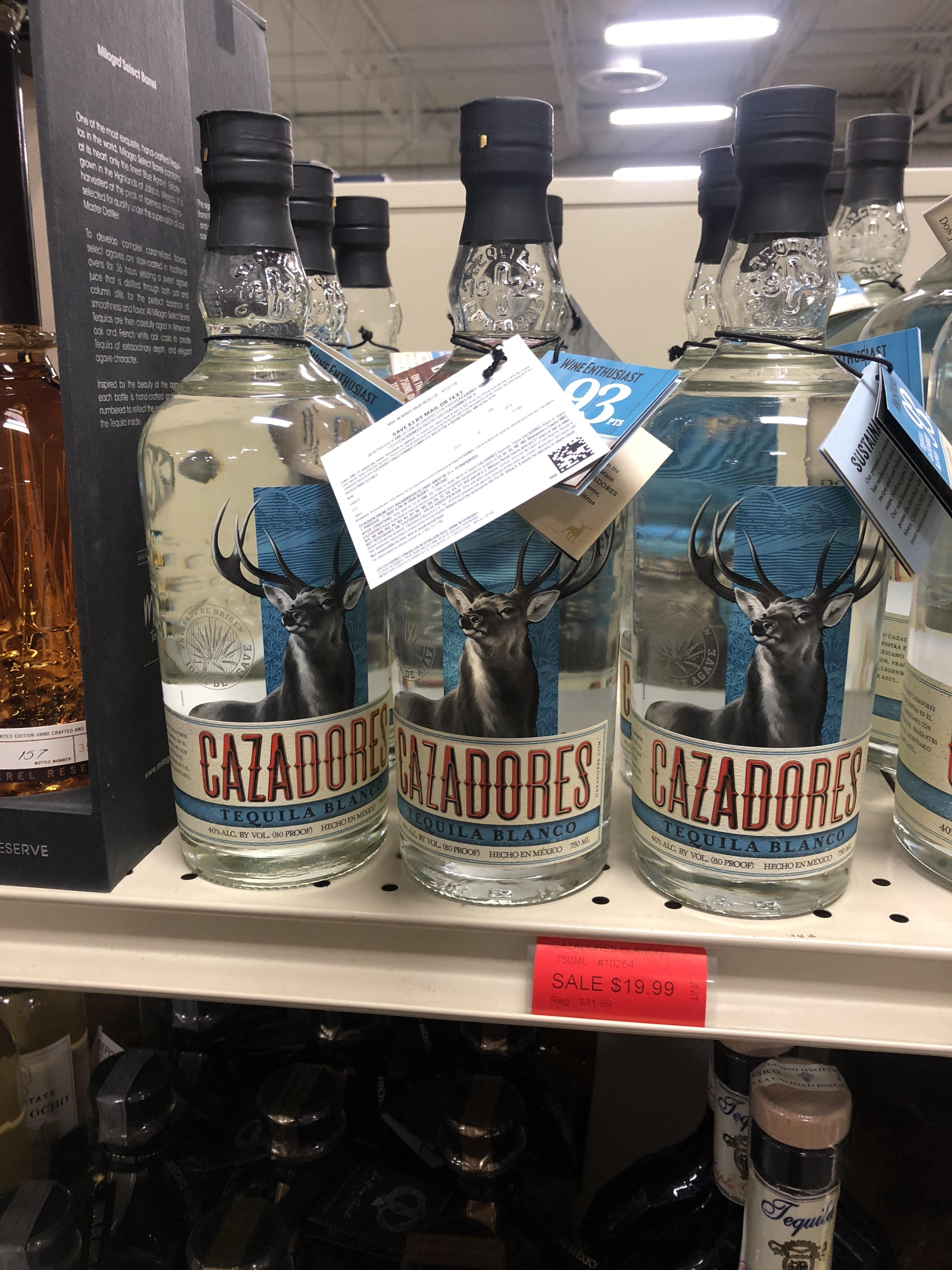 new to quality tequila