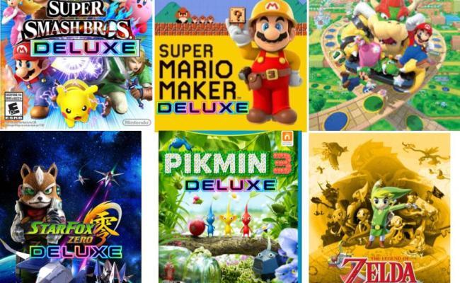 Upcomming Nintendo Switch Games Gaming