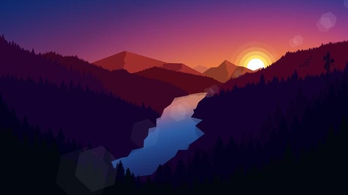 Sunset [3840 x 2160]