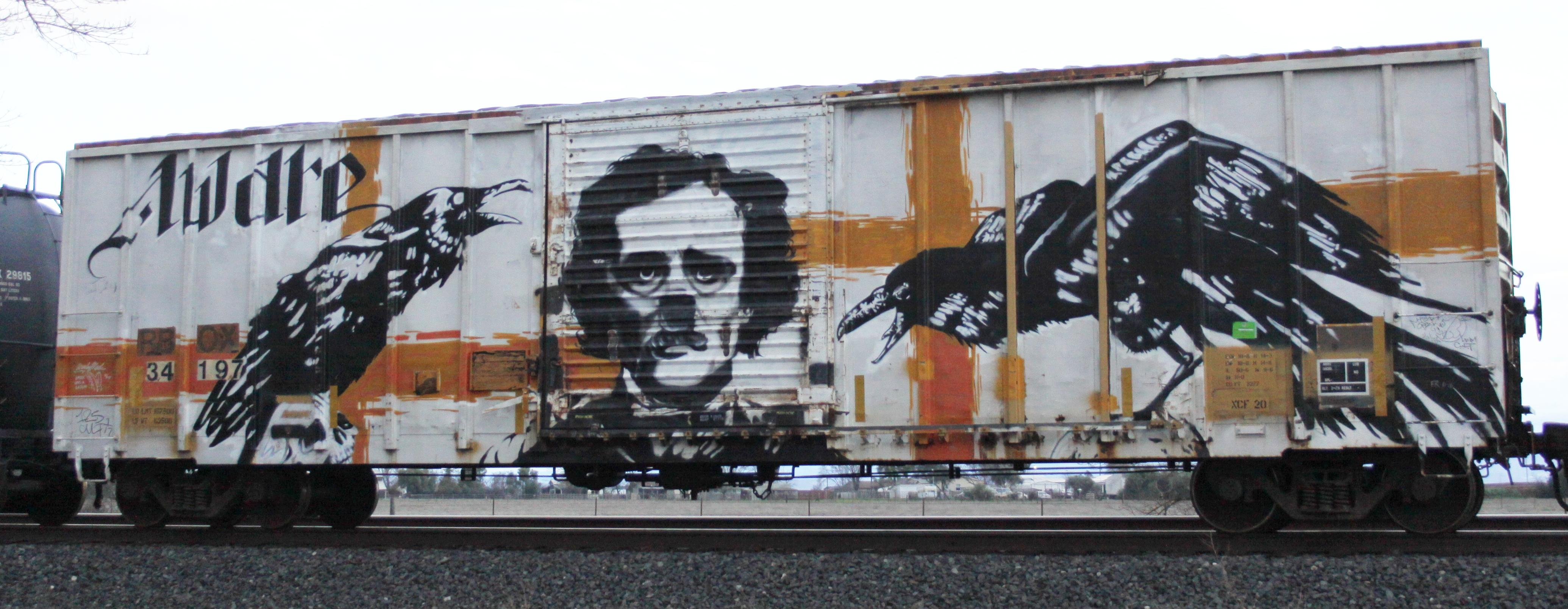 Aware - Edgar Allan Poe : Bombing