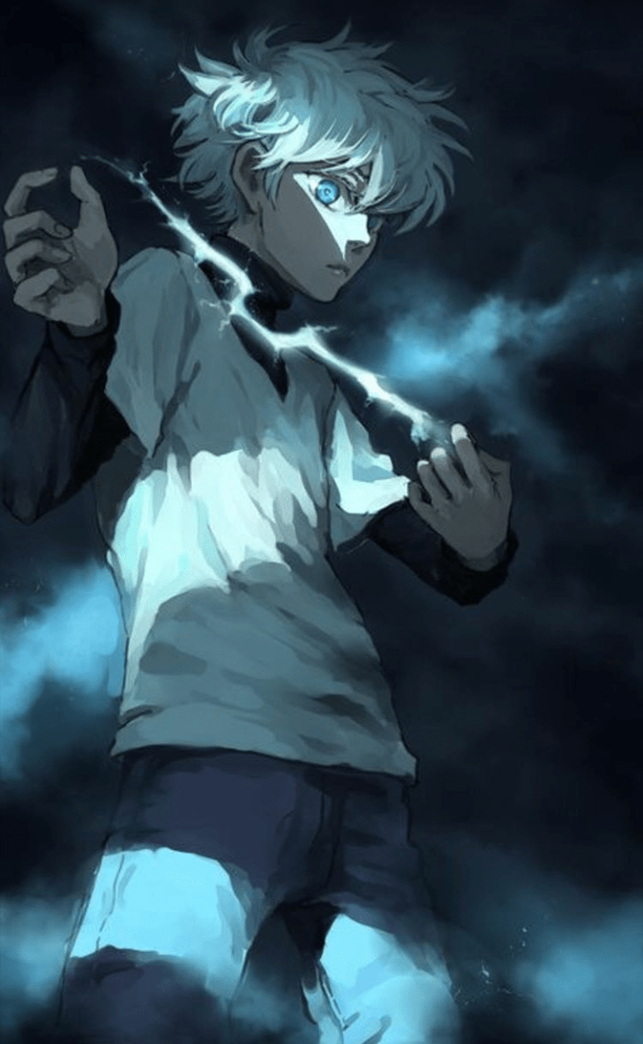 Kirua Hunter X Hunter : kirua, hunter, Killua, Character, Hunter, HunterXHunter