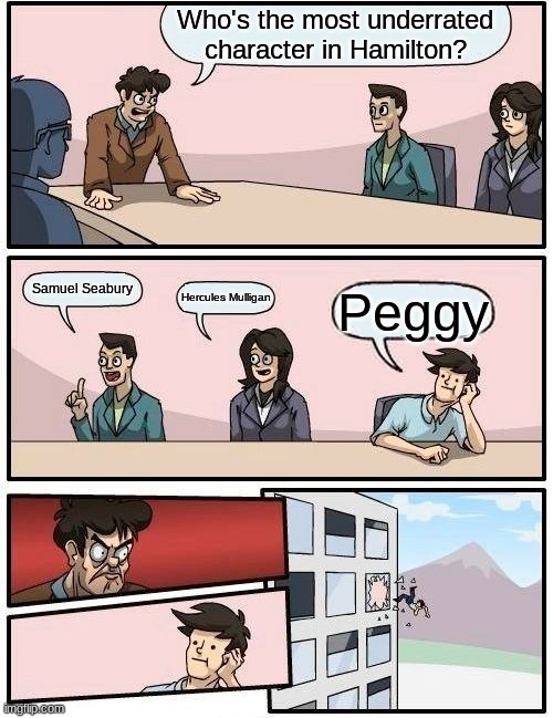And Peggy Meme : peggy, Alright., Wanted, Peggy, Meme,, Guys!, Hamiltonmemes