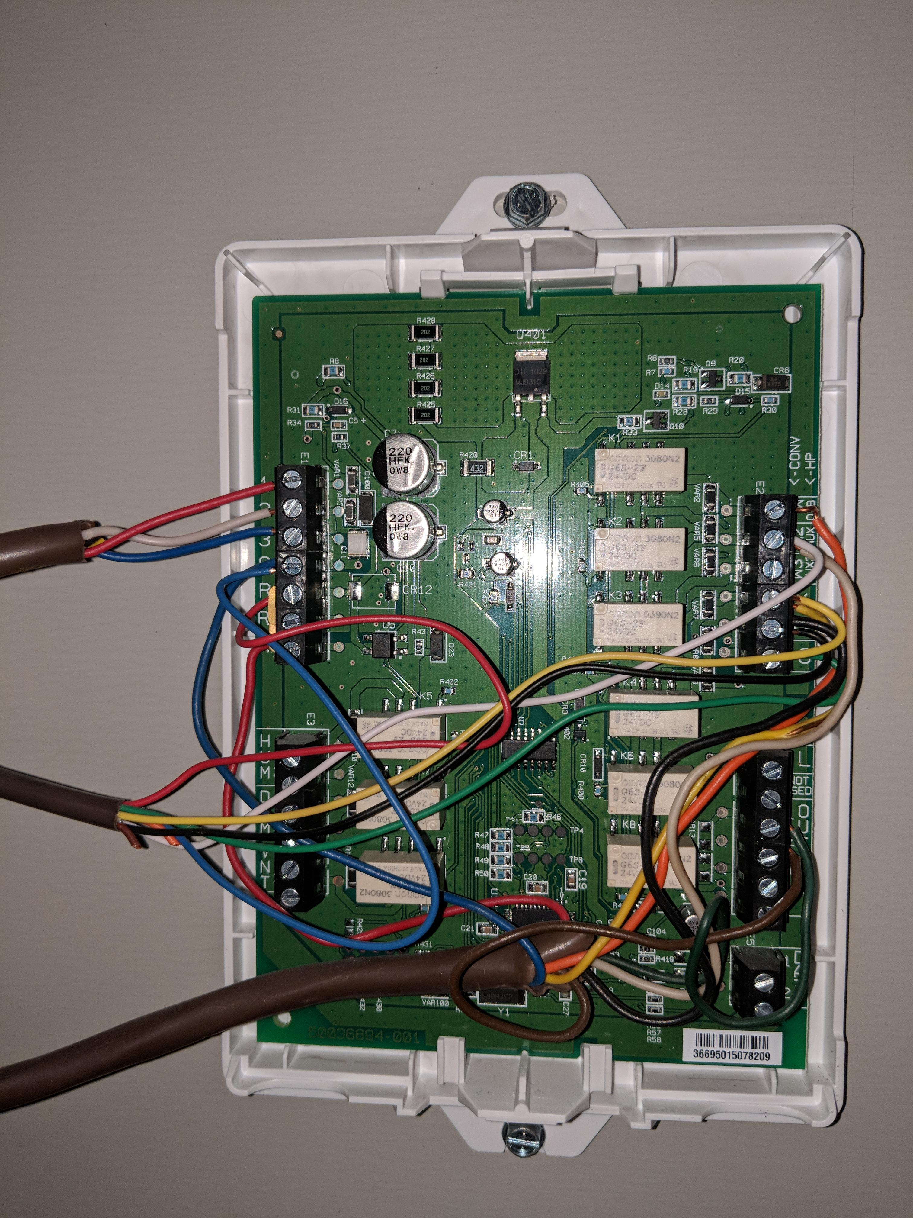 Th9421c1004 Manual : th9421c1004, manual, Bypass, Honeywell, THM5421C, Ecobee4?, Ecobee