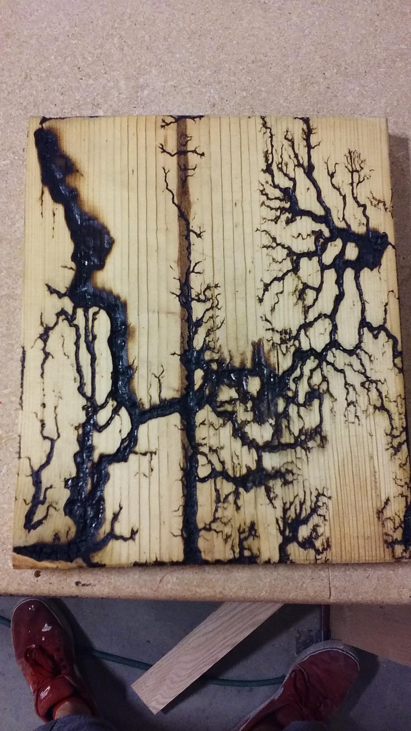 Electrified Wood Art : electrified, Electrified, Gallery