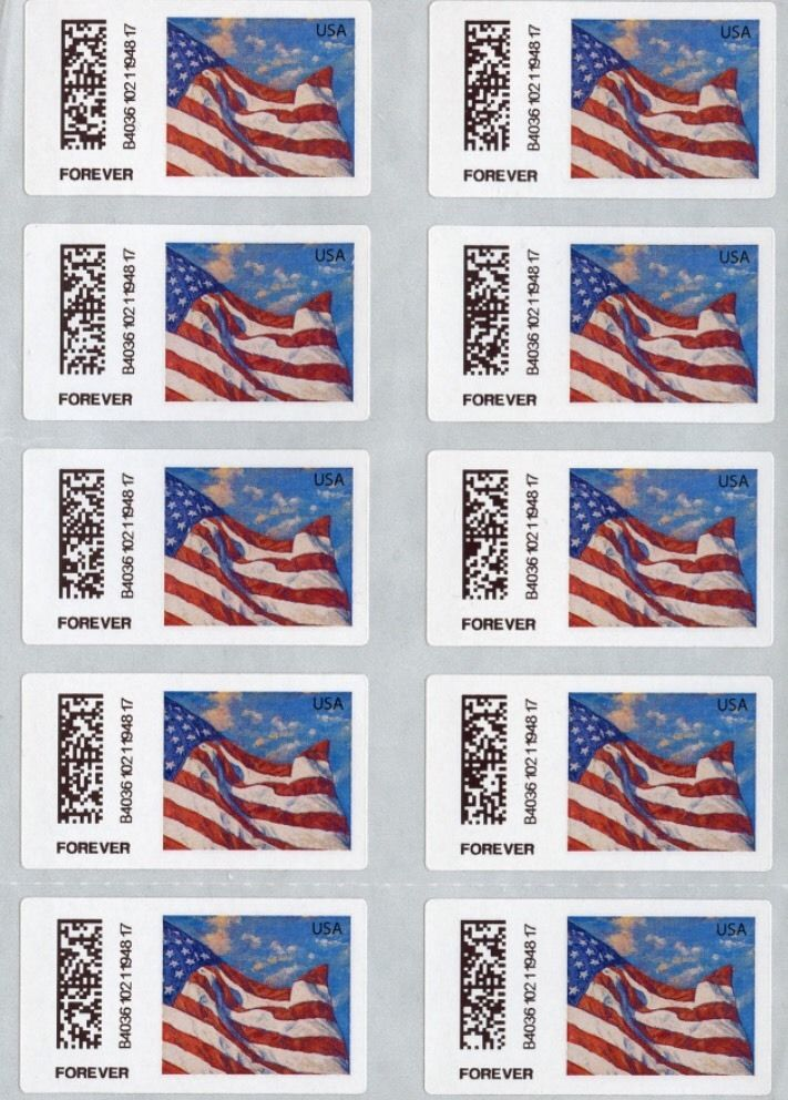 why do some stamps