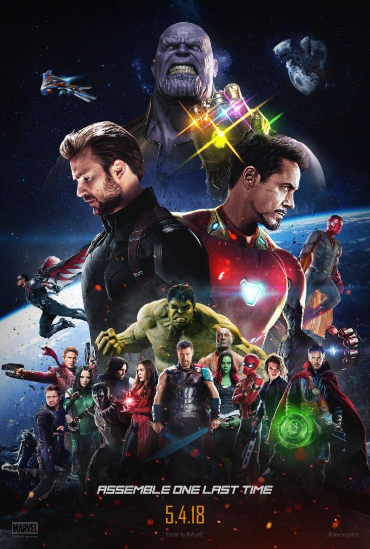 fan made avengers infinity