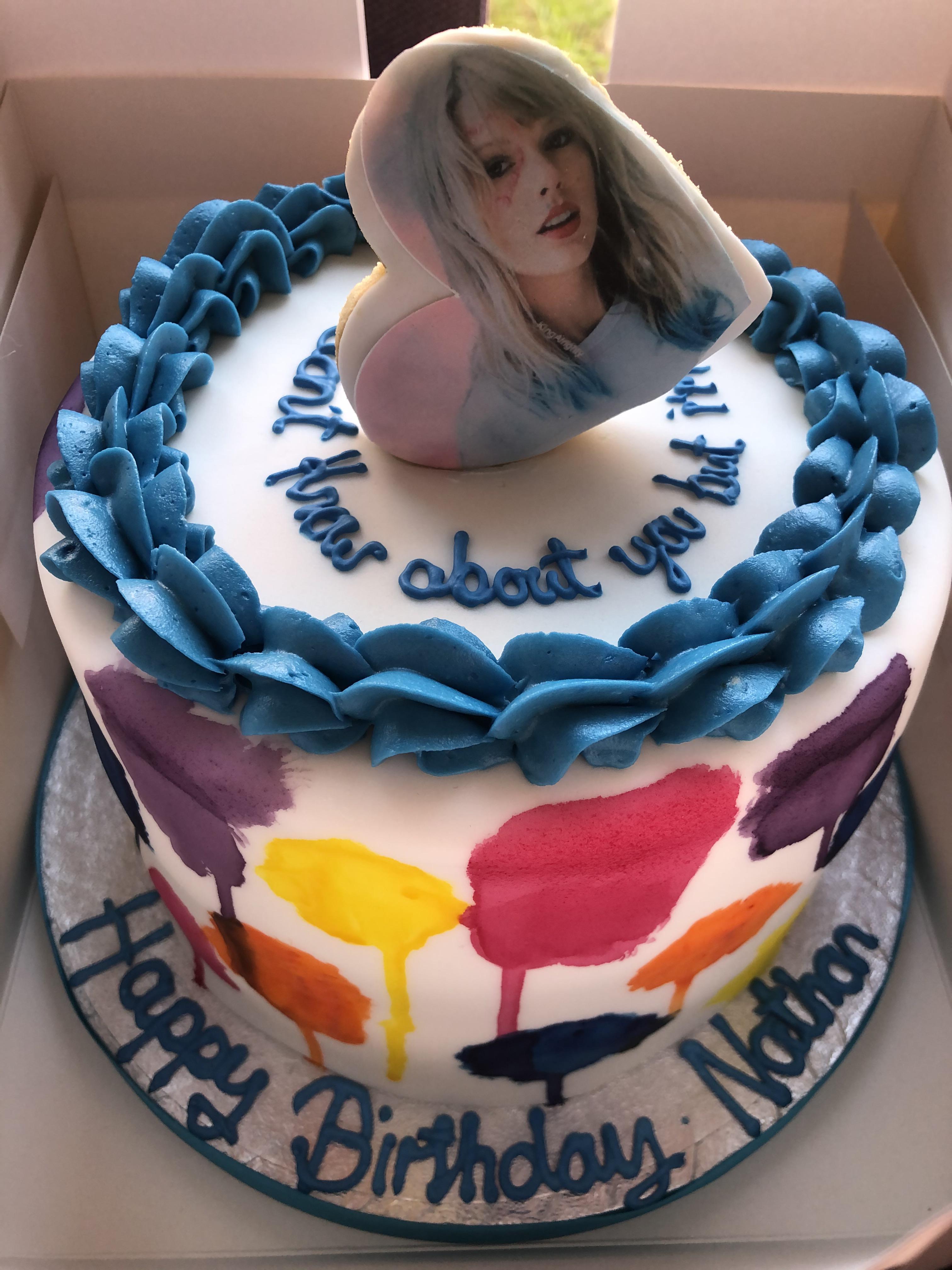 22 Birthday Cake : birthday, Birthday, Cake!, TaylorSwift