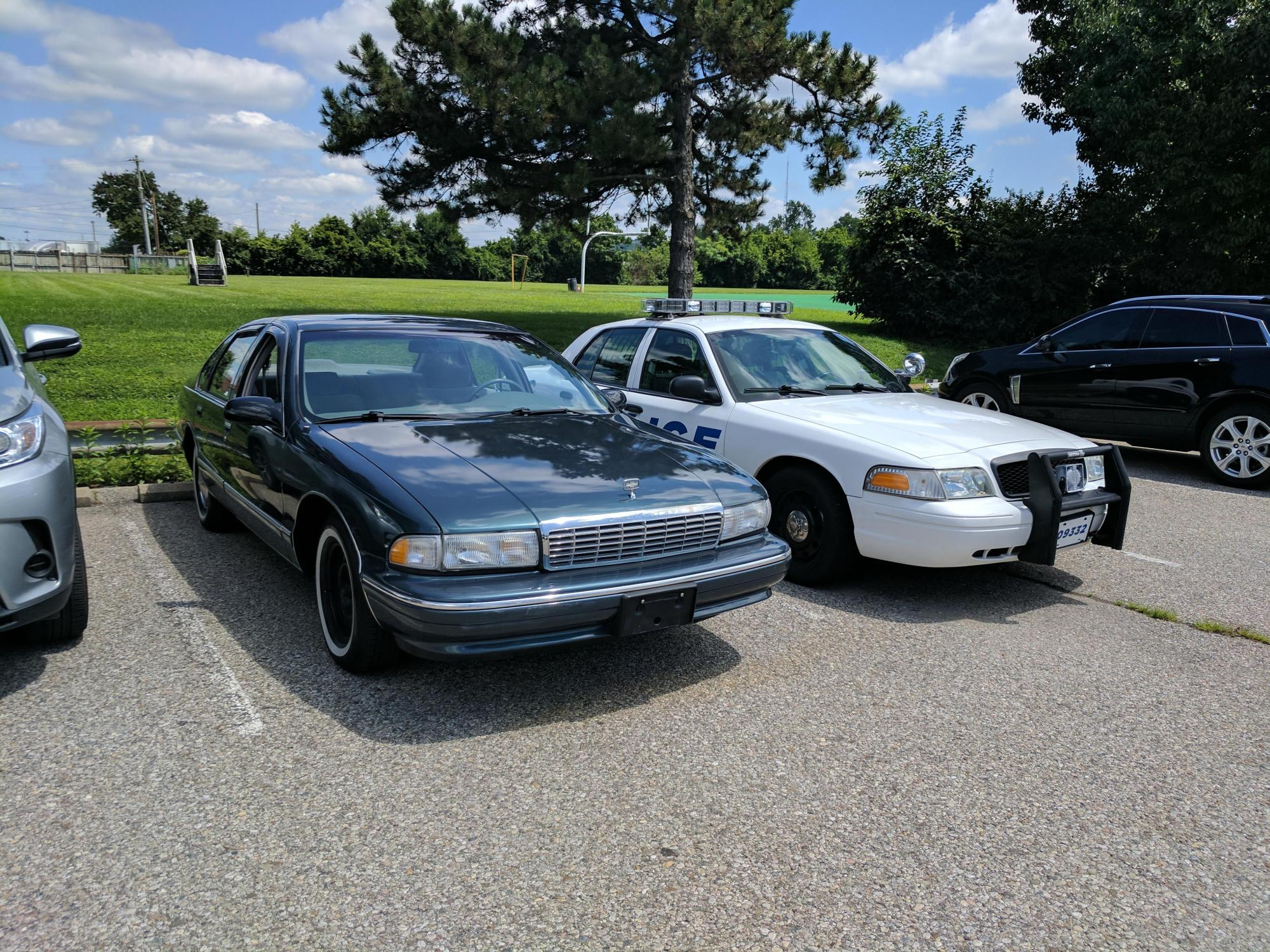 hight resolution of my new ride to me a 1995 chevrolet caprice classic with the lt1