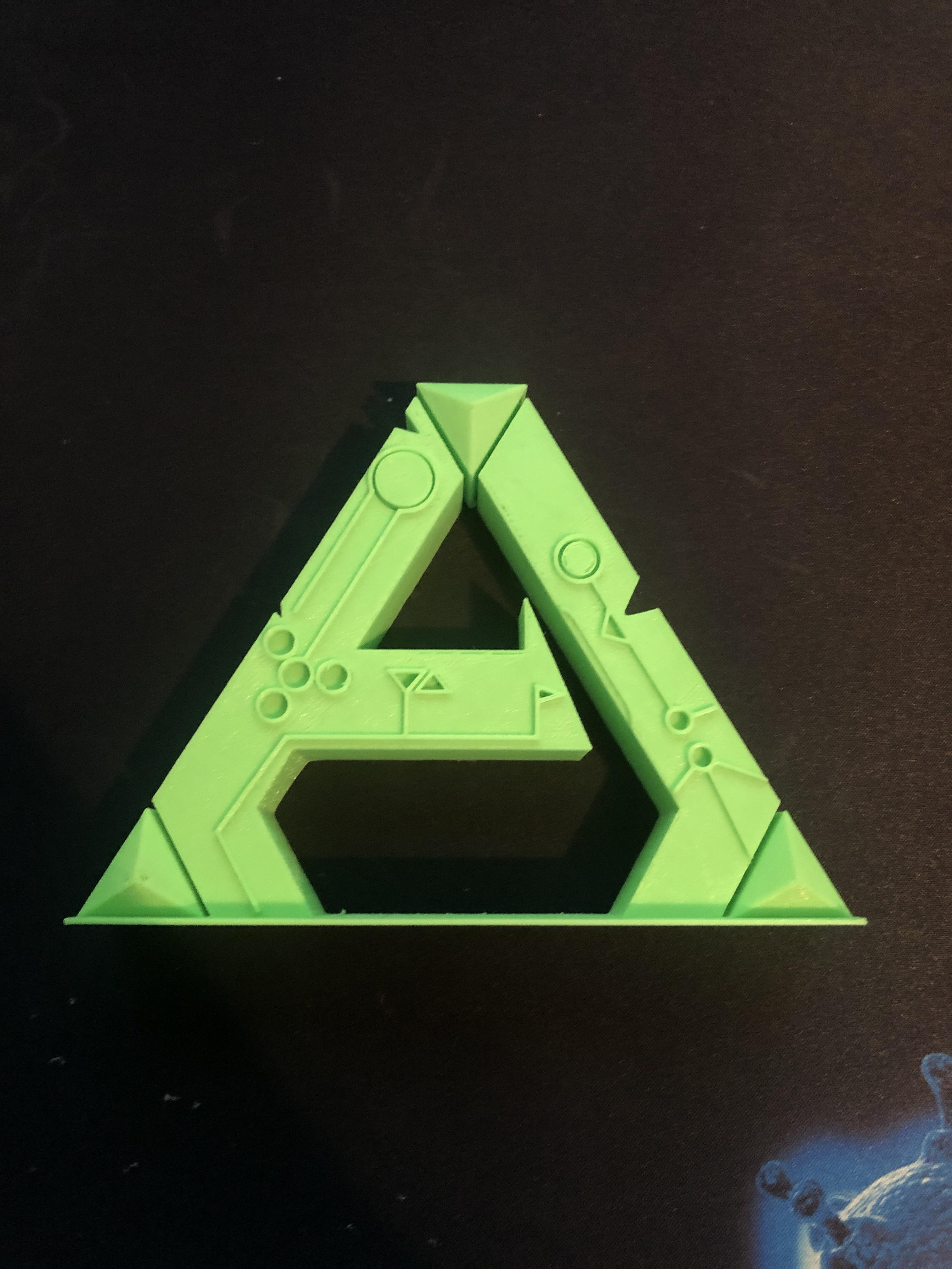 printed model link to
