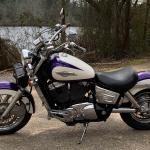 Don T Really See Any Motorcycles On Here My New To Me 1995 Honda Shadow Ace 1100 Honda