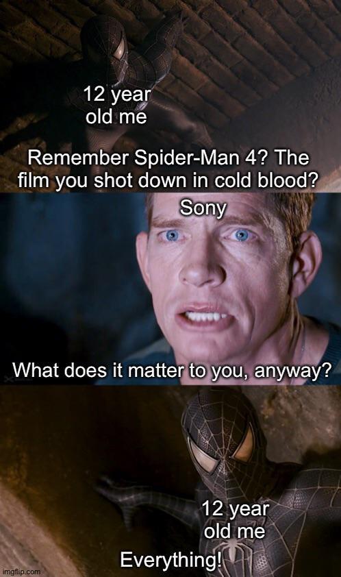 Spiderman Good Riddance : spiderman, riddance, Riddance, Raimimemes