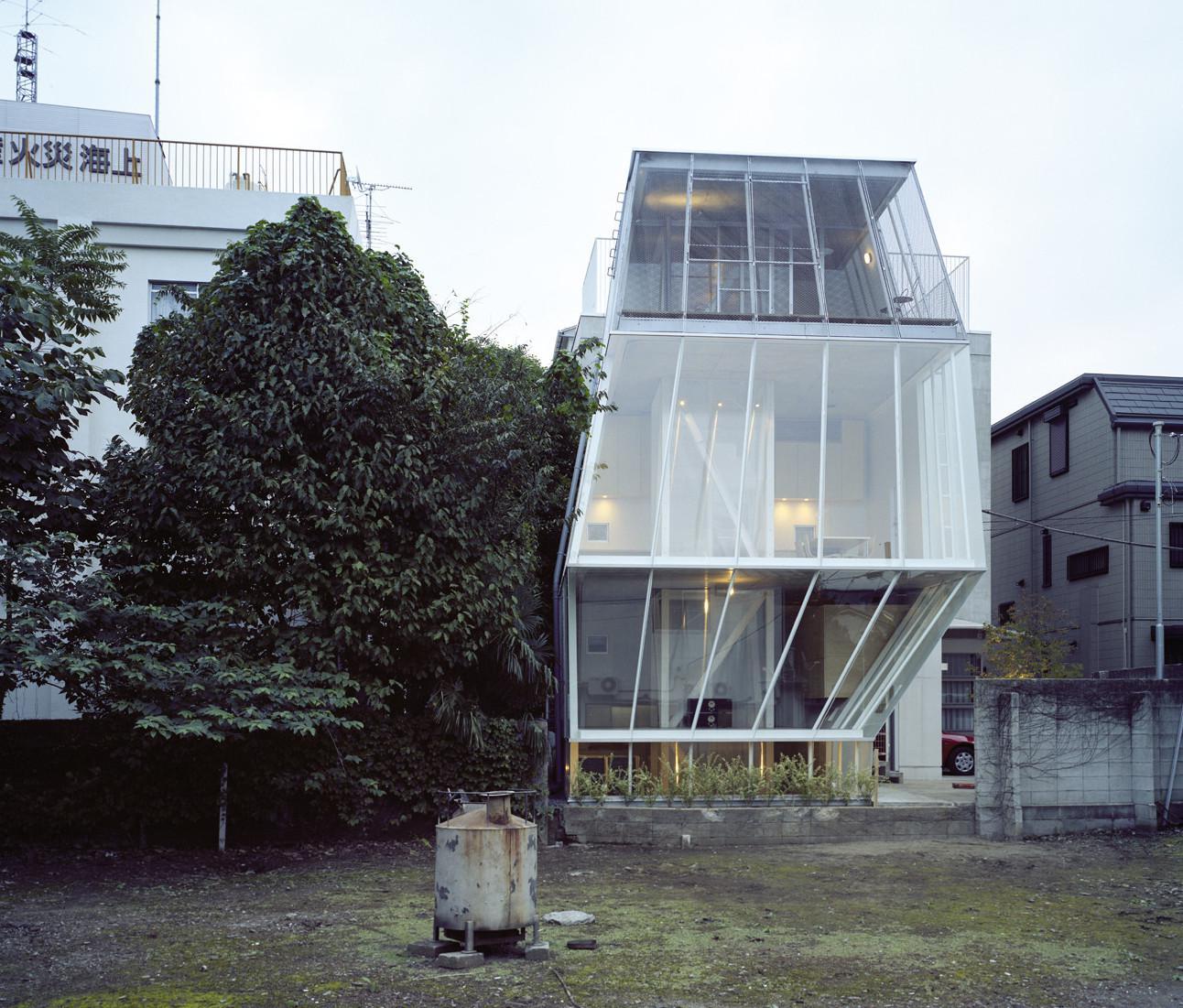 Small House By Kazuyo Sejima Japanesearchitecture