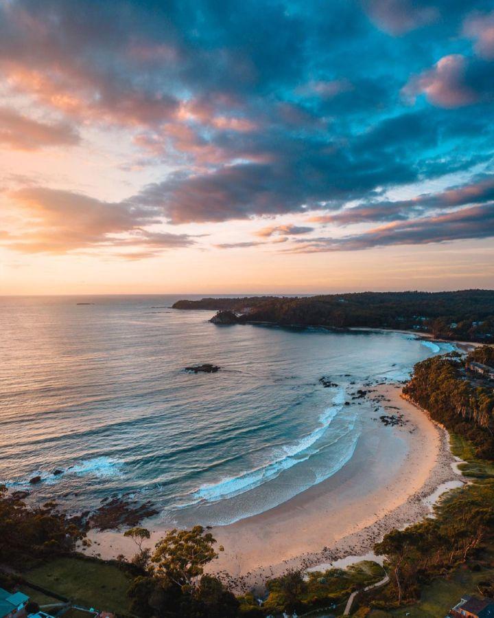 Denhams Beach, New South Wales Australia (Photo credit to Josh Burkinshaw)