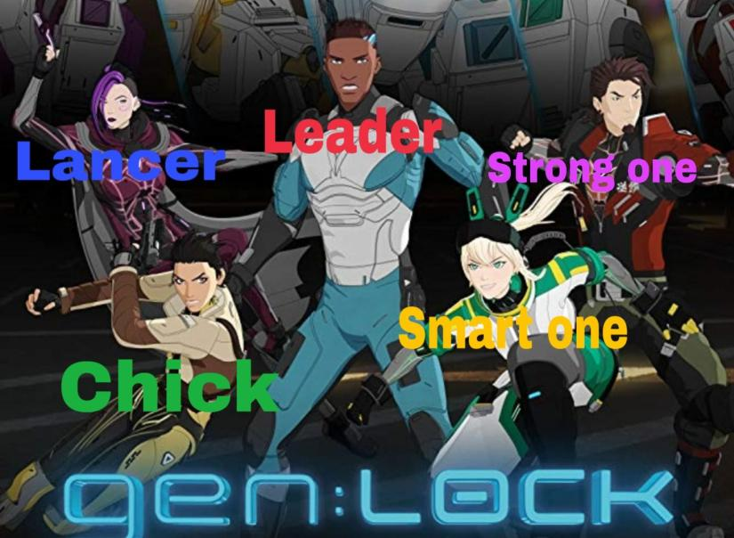 With Credits to Rooster Teeth's Genlock.
