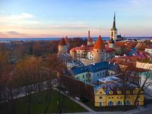 Tallinn Estonia Capital