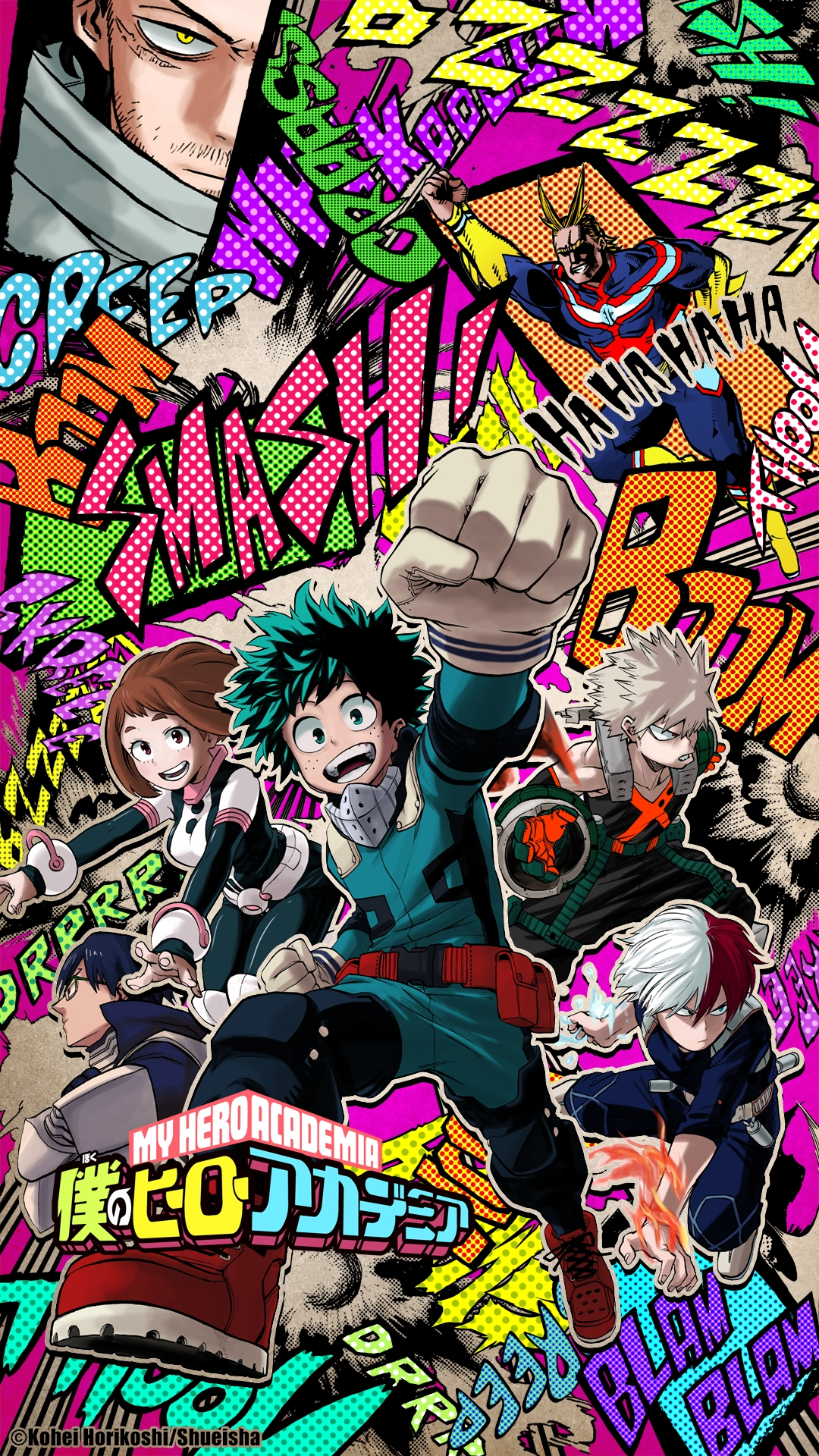 This is a place to post … Best Selection of My Hero Academia Wallpaper Reddit ...