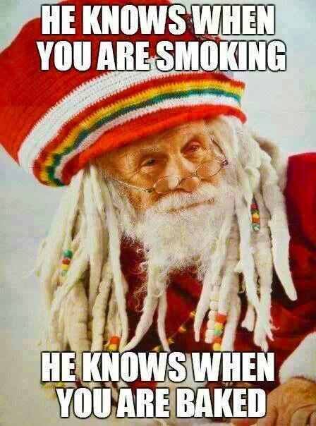 Funny Stoner Pictures : funny, stoner, pictures, Funny, Stoner, Santa, Claus
