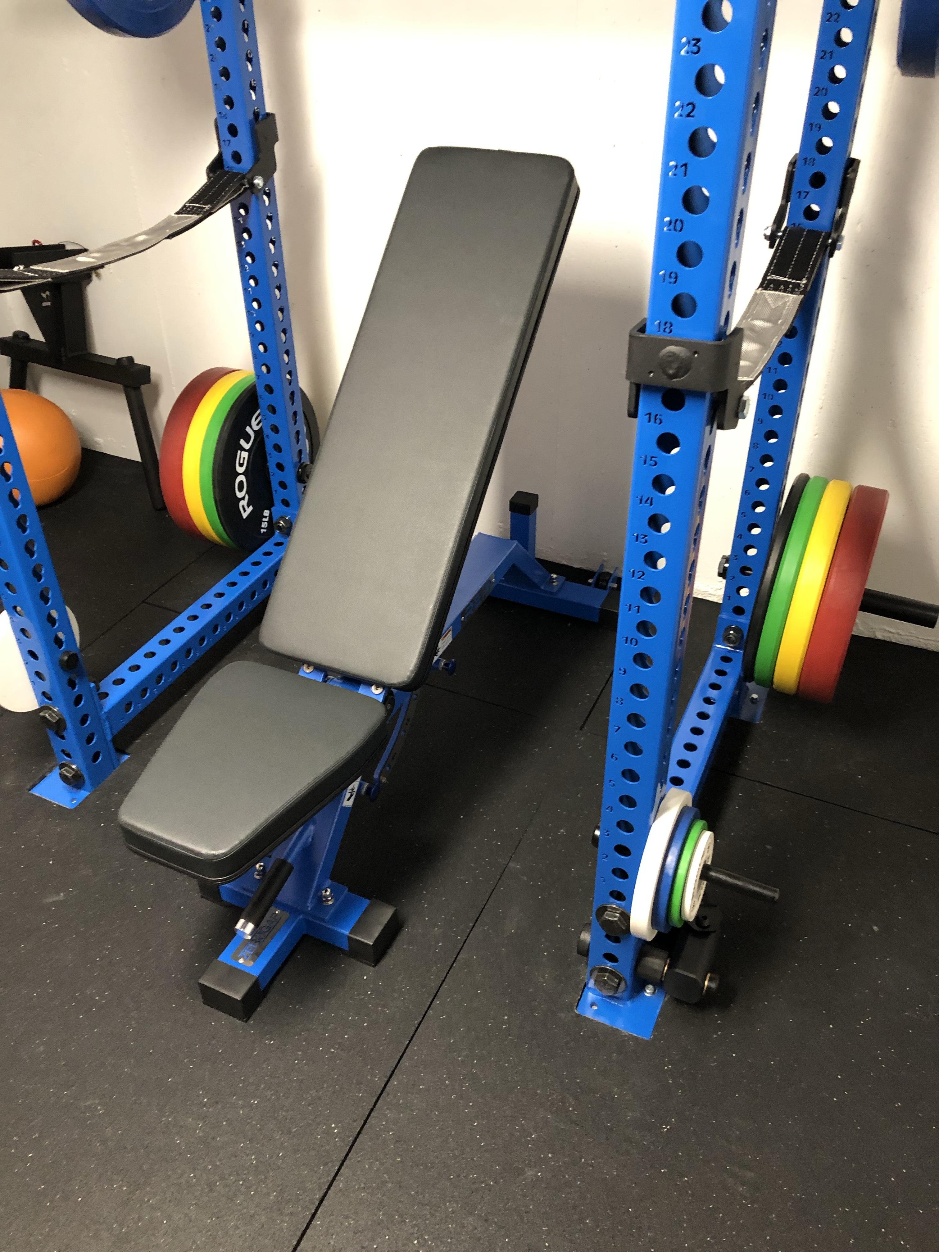 Rep Fitness Ab 5000 : fitness, AB-5000, Finally, Arrived, Homegym