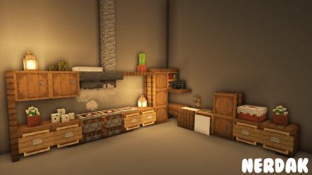 Minecraft Kitchen Design Video in description : DetailCraft