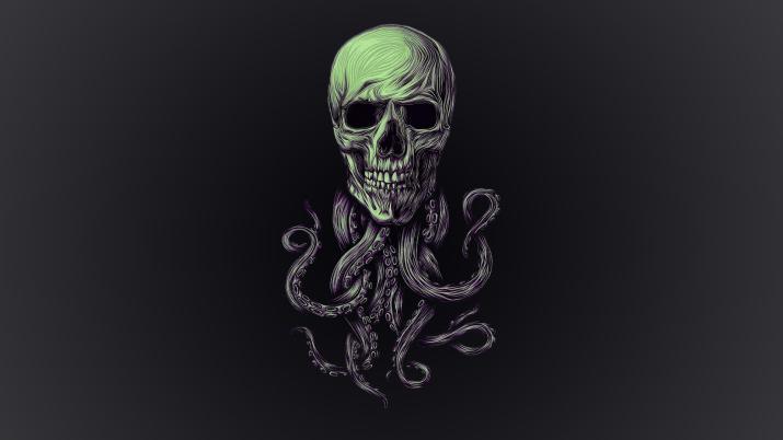 Skull [1920×1080]