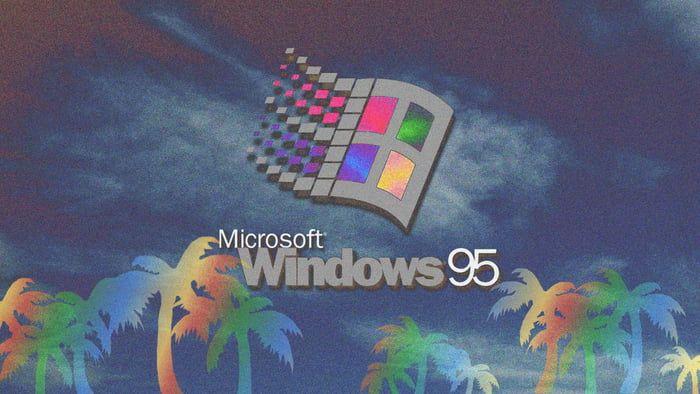 Windows 95 Retro (1920 x 1080)