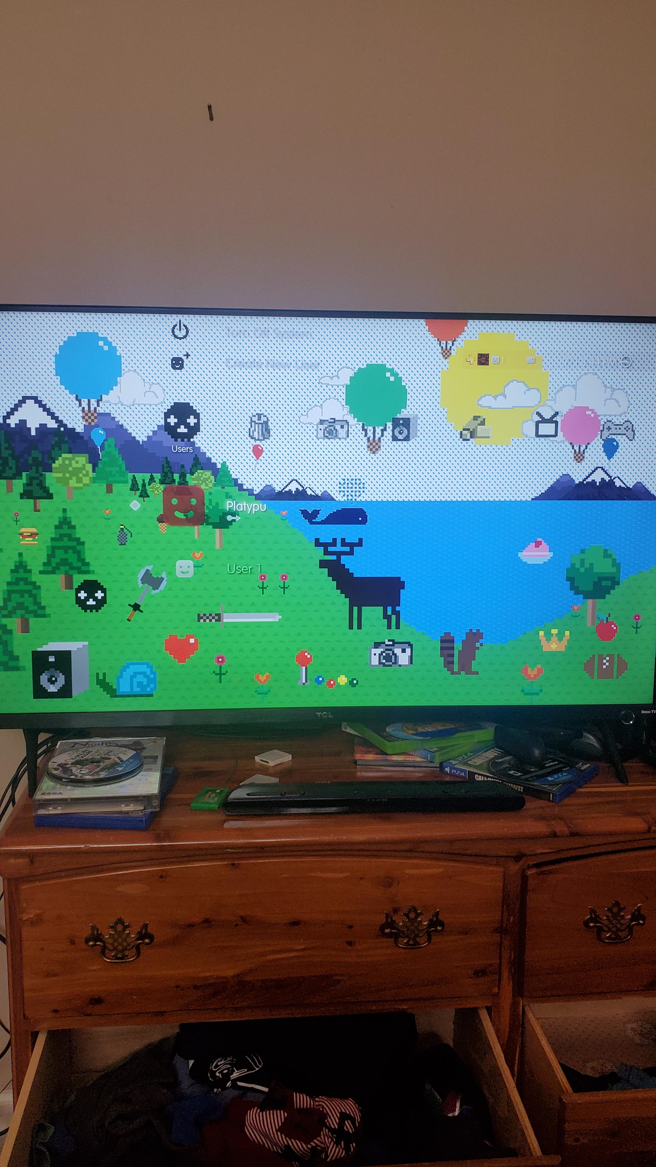 Ps3 Themes : themes, Absolute, Favorite, Theme,, Pixel, Wonderland!, Welcome, Package, 2011!