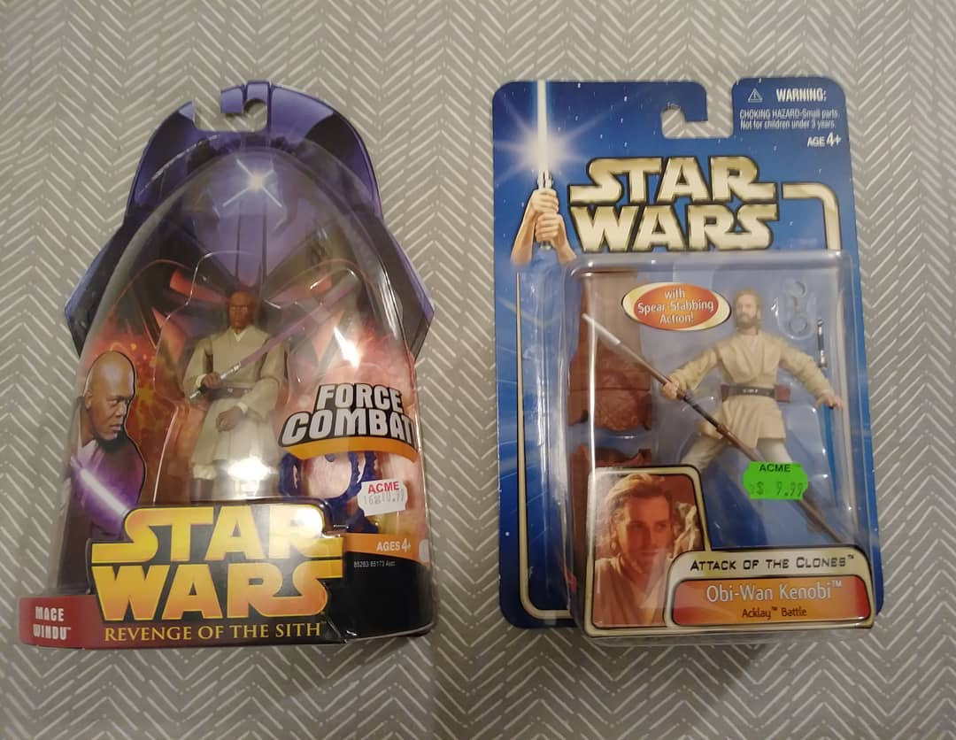 two new star wars