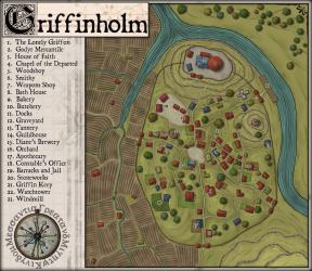 fantasy town map maps illustration blacksmith daughter ongoing comments affair plot count having