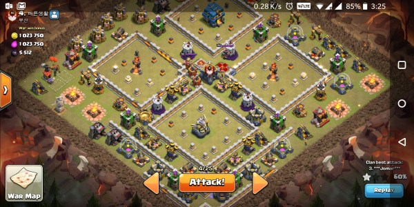 Th12 Trophy Base Design Clash Of Clans - Year of Clean Water