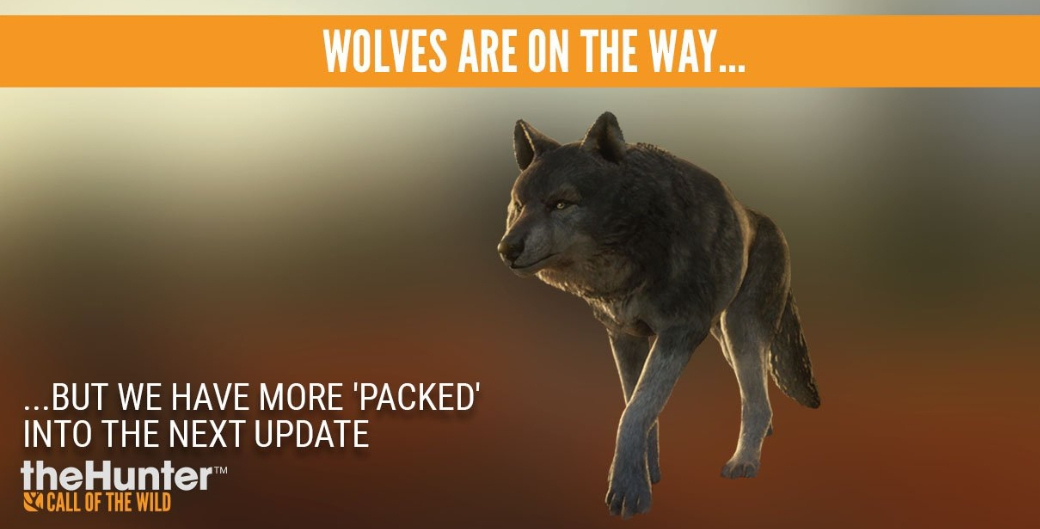 wolves are confirmed 1min