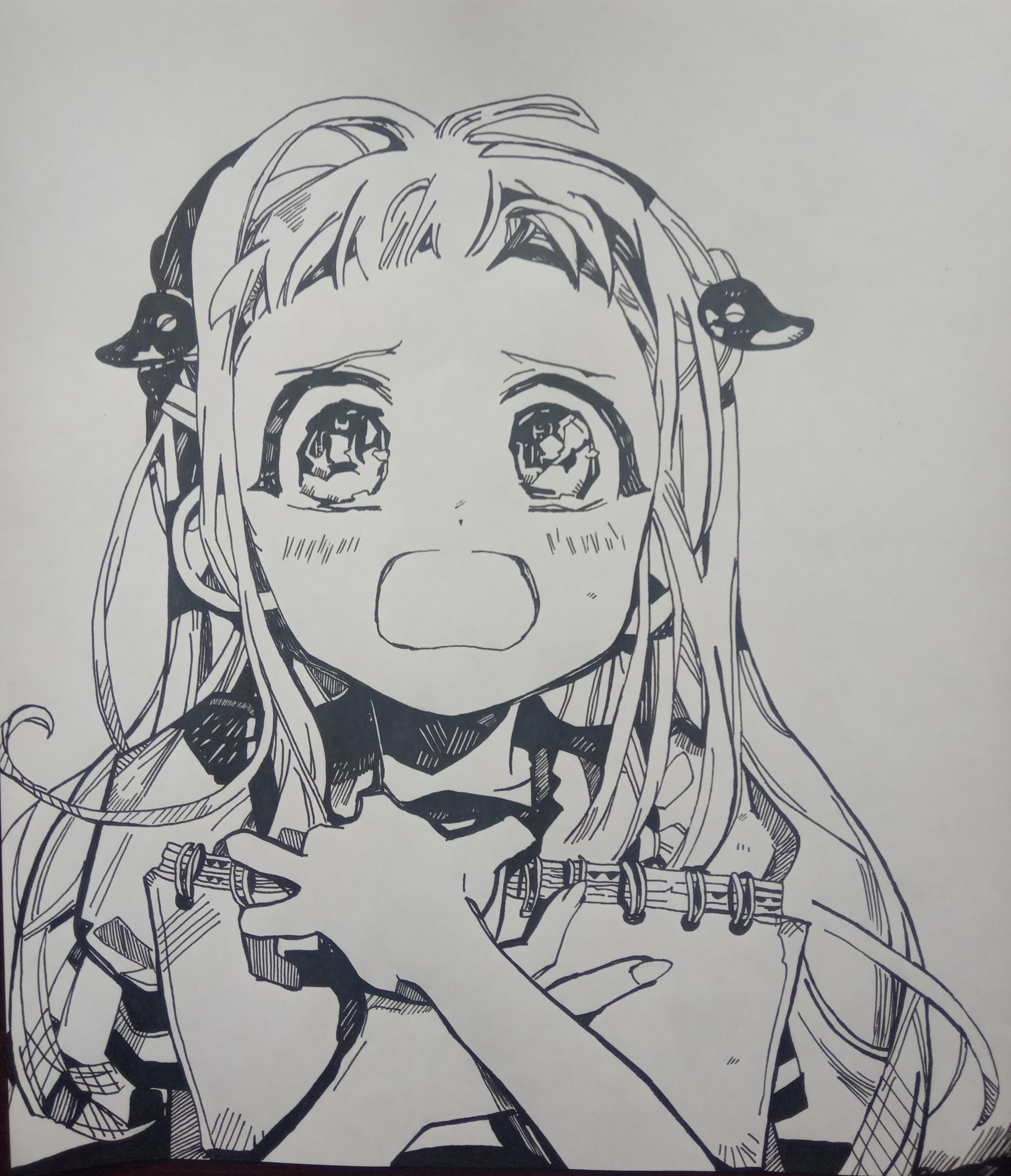Anime jibaku shounen hanako kun. 227 best r/hanakokun images on Pholder | My watercolor ...