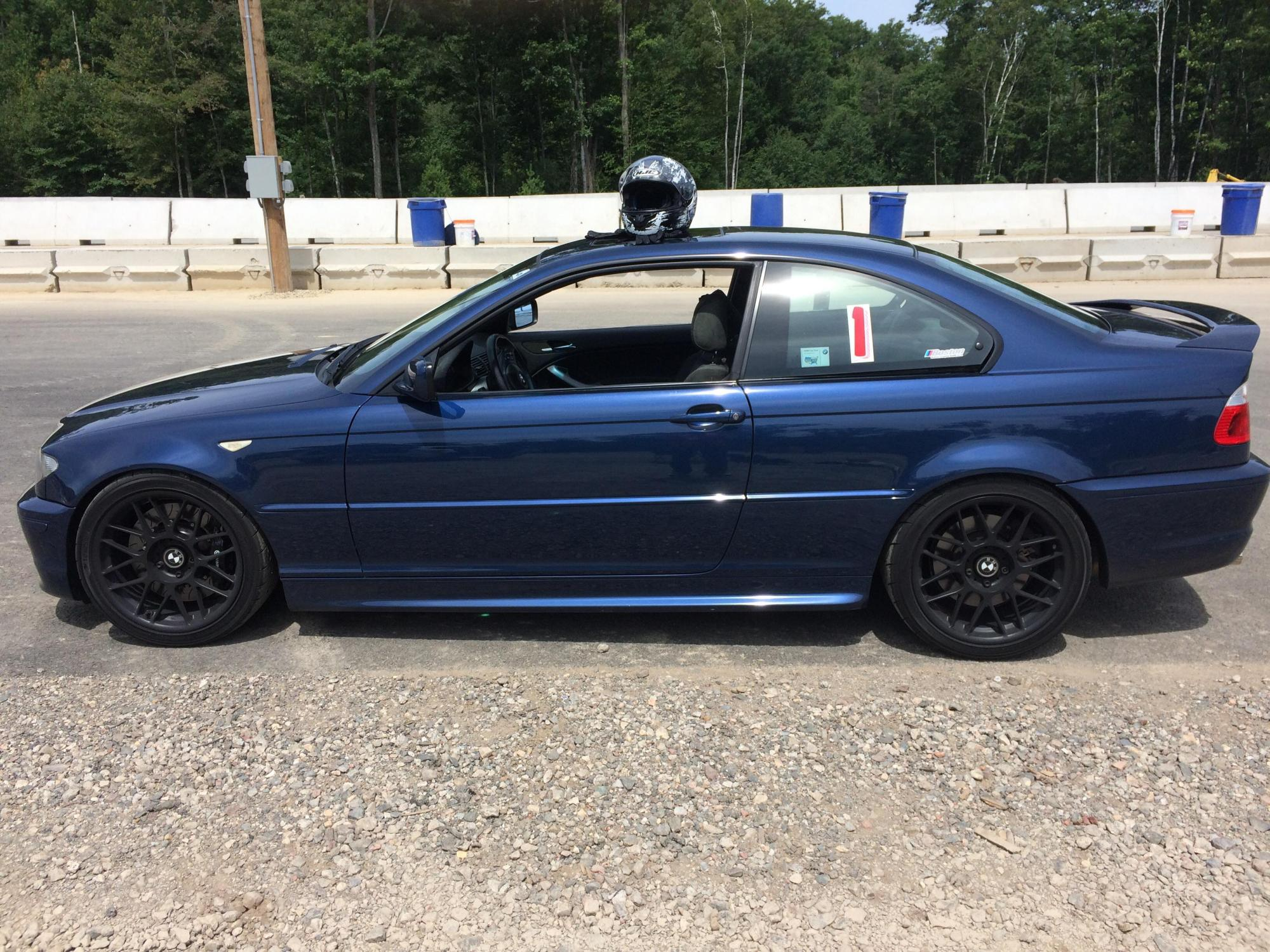hight resolution of day at the track e46 zhp