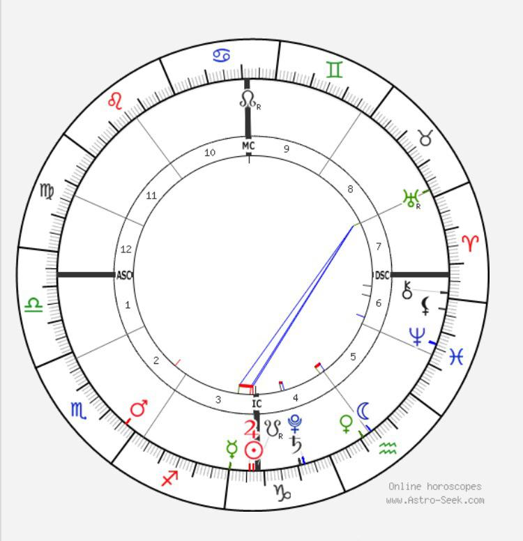 This is my solar return chart: Are north/south nodes on