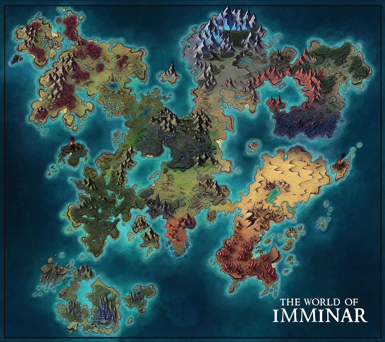 oc imminar world map