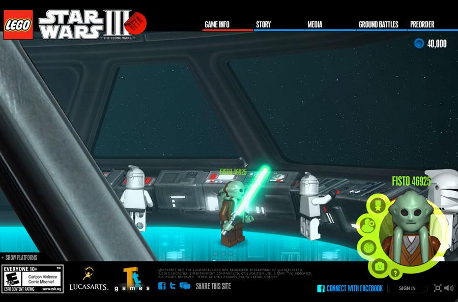 I Gotta Say I Miss The Lego Star Wars Iii Beta So Much In