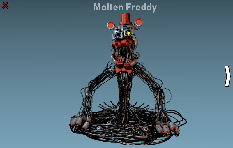 Molten Freddy And Helpy By Juliart15 Fnaf 6 Freddy Fazbears