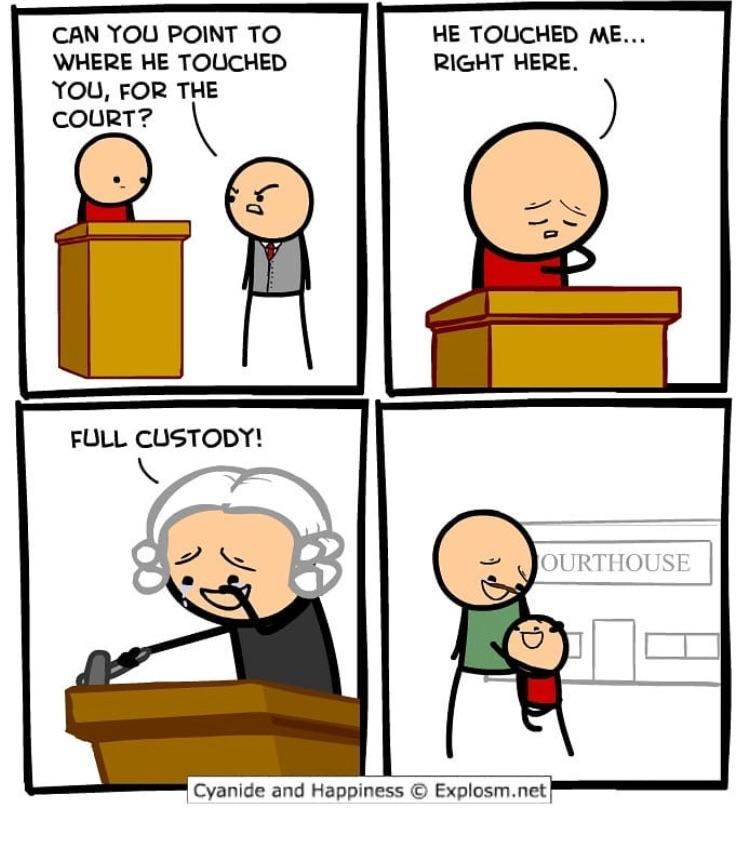 wholesome cyanide and happiness