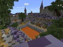 Of Elven Kingdom #creation Minecraft