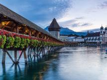 Lucerne Switzerland Europe