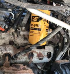 cat fuel filter upgrade on a duramax is a no brainer  [ 750 x 1334 Pixel ]