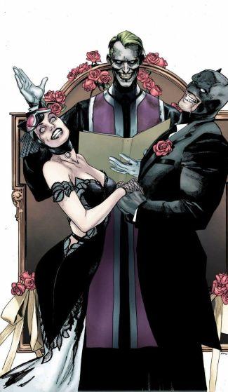 Image result for batman wedding variant