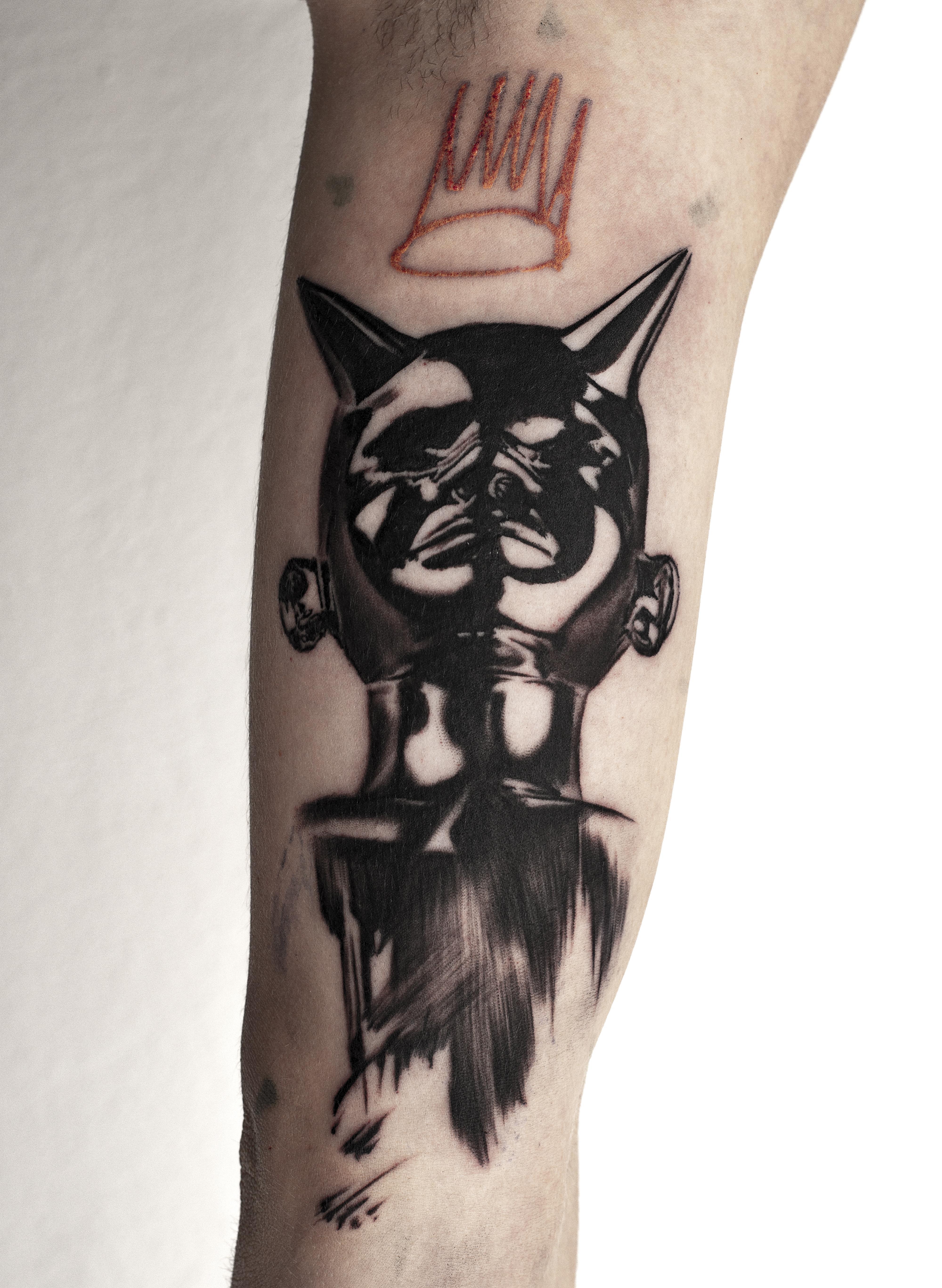 Sinner Tattoos : sinner, tattoos, First, Tattoo:, Album, Cover, Cole's,