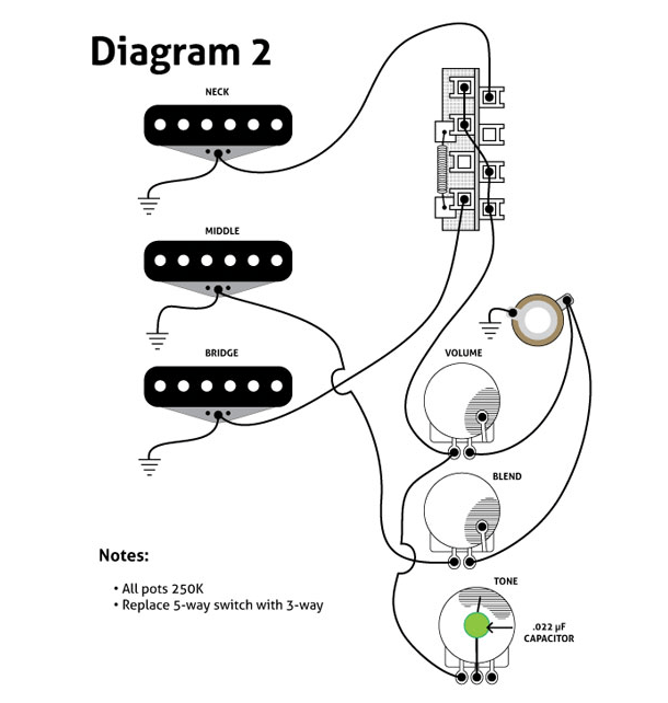 [QUESTION] Telecaster wiring help... : Guitar